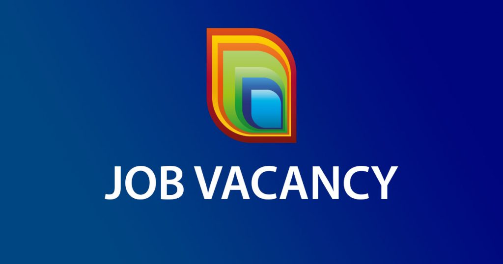 Job Vacancy – Service Department Administrator