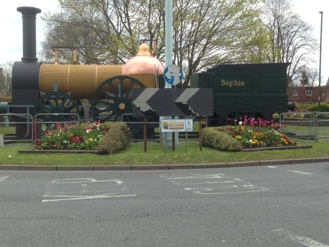Roundabout Train (2)