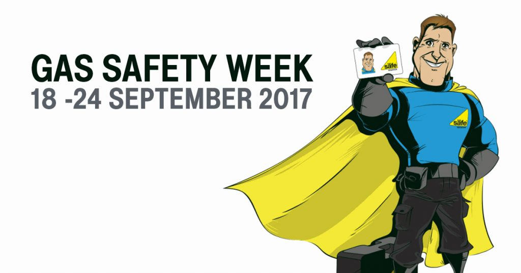 Gas Safety Week 18-24 September 2017