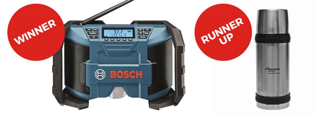 Win a Bosch GML Soundbox
